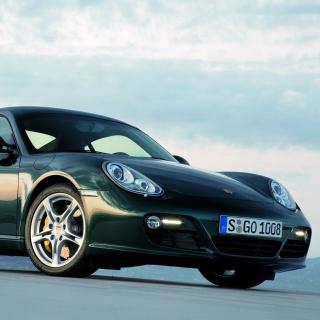 Porsche Cayman - Obrázkek zdarma pro 2048x2048