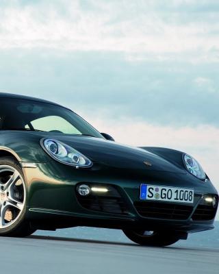 Porsche Cayman - Obrázkek zdarma pro 240x432