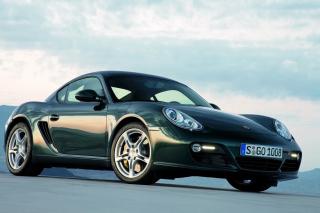 Porsche Cayman - Obrázkek zdarma pro 480x360