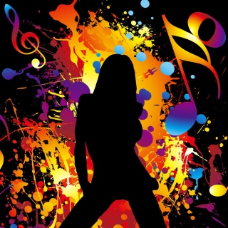 Dance - Obrázkek zdarma pro iPad mini