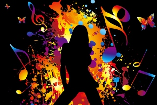 Dance - Obrázkek zdarma pro Android 480x800