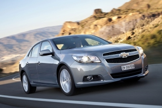 Chevrolet Malibu Background for Android, iPhone and iPad