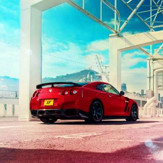 Nissan GT R R35 - Obrázkek zdarma pro 2048x2048