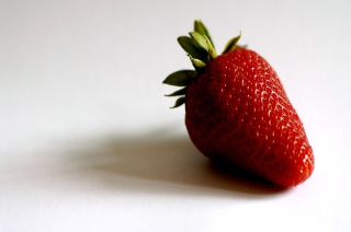 Strawberry Wallpaper for Android, iPhone and iPad