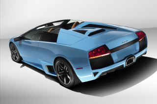Lamborghini Murcielago LP640 Background for Android, iPhone and iPad