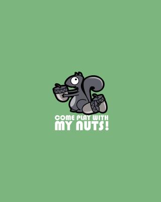 Nuts - Obrázkek zdarma pro Nokia Asha 202