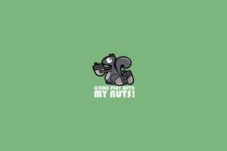 Nuts - Obrázkek zdarma pro Sony Xperia Z