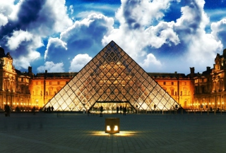 Louvre Museum Picture for Android, iPhone and iPad