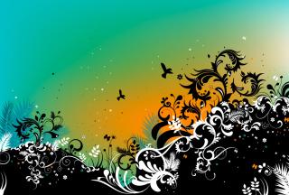 Картинка Vector Nature Design для телефона