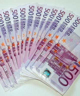 500 Euro Cash - Obrázkek zdarma pro Nokia C1-01