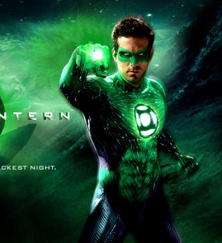 Green Lantern - DC Comics - Obrázkek zdarma pro iPad 3