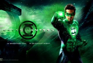 Green Lantern - DC Comics - Obrázkek zdarma pro Nokia Asha 302