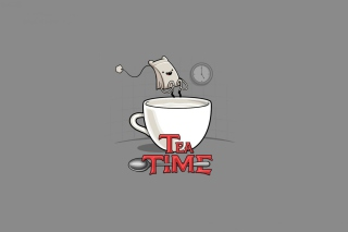 Tea Time Picture for Android, iPhone and iPad