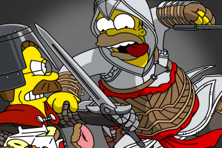 The Simpsons, Homer Simpson Picture for Android, iPhone and iPad
