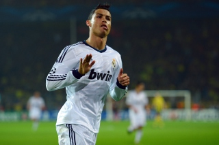 Cristiano Ronaldo - Obrázkek zdarma pro 640x480