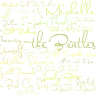 The Beatles Album - Obrázkek zdarma pro 208x208
