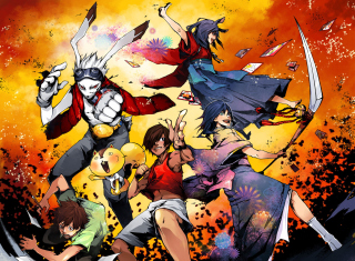 Summer Wars Picture for Android, iPhone and iPad