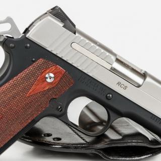 Sig Sauer 1911 Pistol - Obrázkek zdarma pro 2048x2048