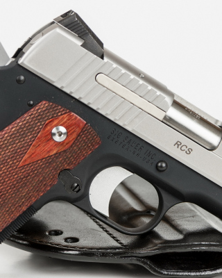 Sig Sauer 1911 Pistol - Obrázkek zdarma pro Nokia 206 Asha