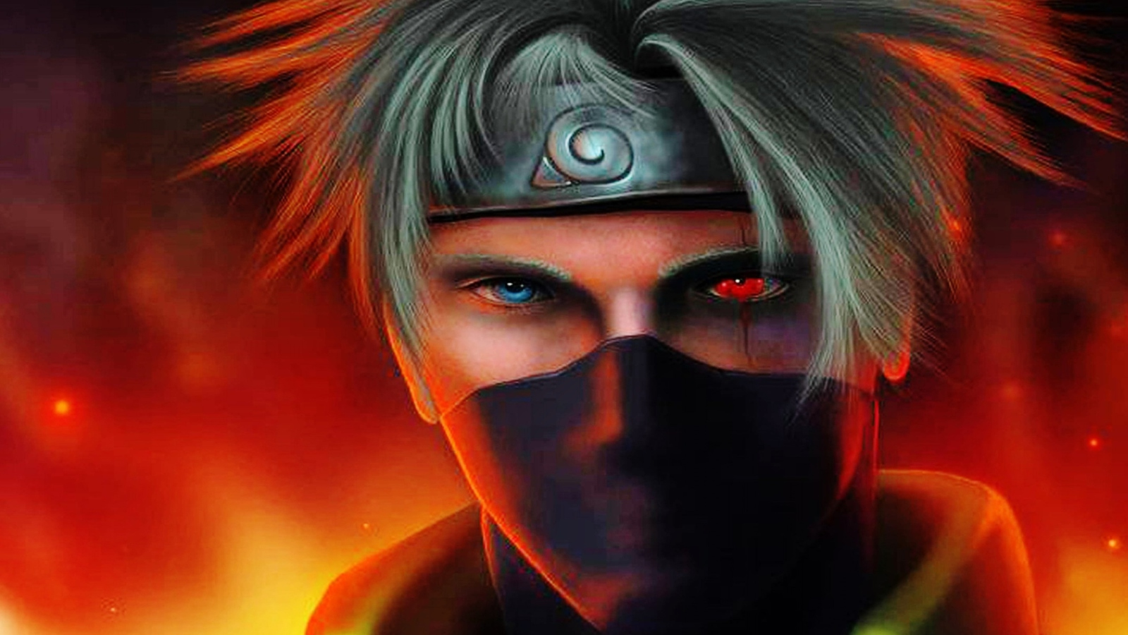 Naruto Wallpaper For Widescreen Desktop PC 1600x900