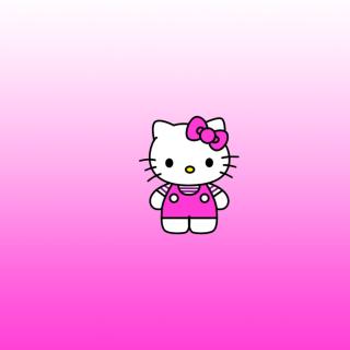 Hello Kitty - Obrázkek zdarma pro iPad mini