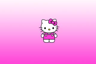 Hello Kitty - Obrázkek zdarma pro Nokia Asha 205