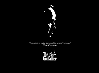 The GodFather Film Background for Android, iPhone and iPad