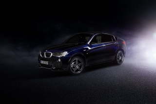 AC Schnitzer BMW X4 F26 Wallpaper for Nokia Asha 200
