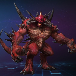 Heroes of the Storm Battle Video Game - Obrázkek zdarma pro 1024x1024