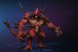 Heroes of the Storm Battle Video Game - Obrázkek zdarma pro Samsung Galaxy Nexus
