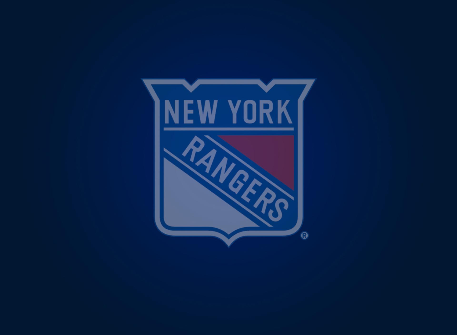 nwe york rangers