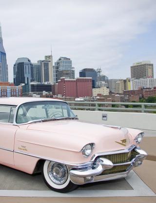 1956 Cadillac Series 62 – Classic Car - Obrázkek zdarma pro iPhone 5C