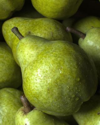 Fruit Pear - Obrázkek zdarma pro iPhone 5S
