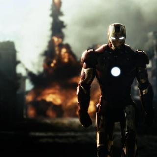 Iron Man - Obrázkek zdarma pro 2048x2048