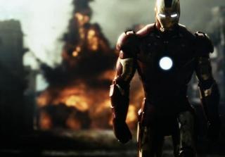Iron Man - Obrázkek zdarma pro Samsung Galaxy Tab 2 10.1