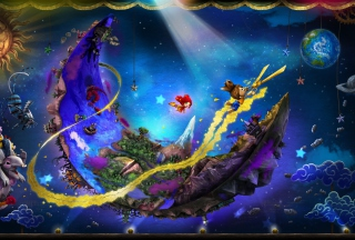 Puppeteer Ps3 Game Picture for Android, iPhone and iPad