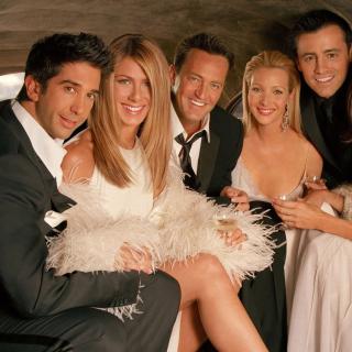 Friends TV Series - Obrázkek zdarma pro iPad 3