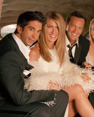 Friends TV Series - Obrázkek zdarma pro Nokia Asha 503