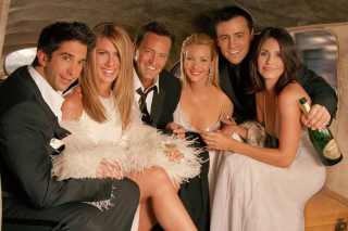 Friends TV Series Wallpaper for Android, iPhone and iPad