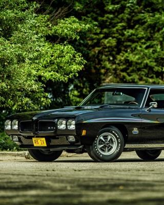 1970 Pontiac GTO - Obrázkek zdarma pro 480x640