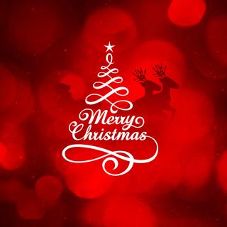 HD Merry Christmas - Obrázkek zdarma pro iPad 3