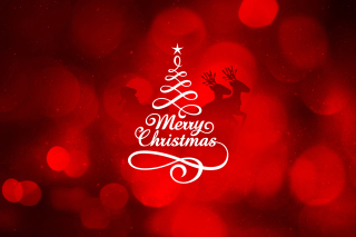HD Merry Christmas - Obrázkek zdarma pro Sony Tablet S