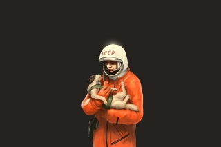 Yuri Gagarin Picture for Android, iPhone and iPad