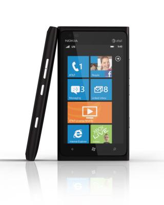 Windows Phone Nokia Lumia 900 - Obrázkek zdarma pro iPhone 4S