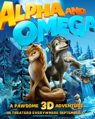Alpha and Omega 3D - Fondos de pantalla gratis para Nokia C2-02