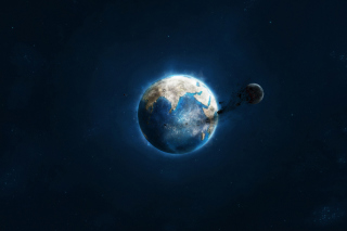 Planet and Asteroid Wallpaper for Android, iPhone and iPad