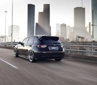Subaru STi - Obrázkek zdarma pro 1024x1024