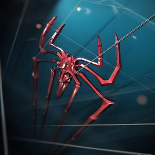 Spider Logo - Obrázkek zdarma pro iPad mini