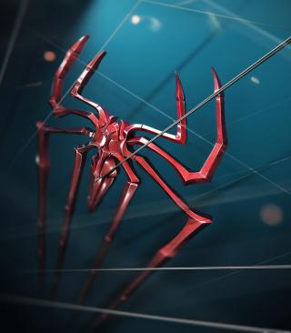 Spider Logo - Obrázkek zdarma pro Nokia Asha 305
