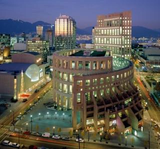 Vancouver - Obrázkek zdarma pro iPad Air